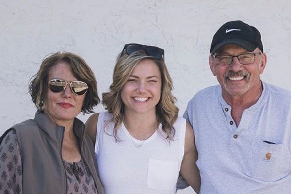 Jaymee Sire's family