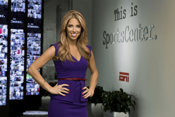 SARA WALSH ESPN, SPORTSCENTER, INSTAGRAM, AGE