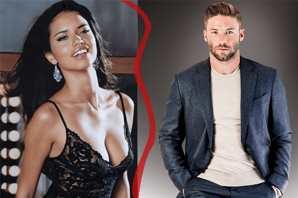 It is over! Model Adriana Lima and Boyfriend Julian Edelman break-up after a year of dating!