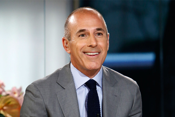 Matt Lauer's Net Worth, Salary, NBC, Allegations, Married, and Divorced