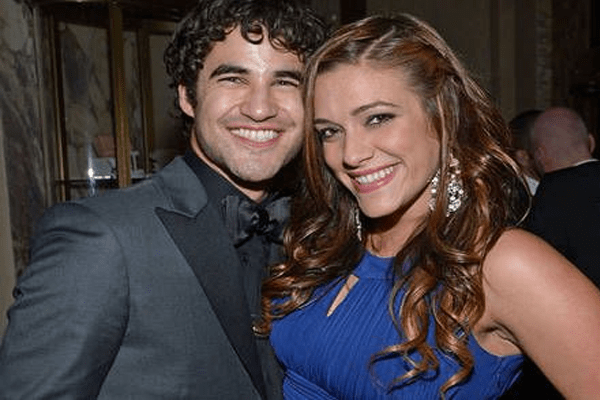 Actor Darren Criss' affair with musician girlfriend, Mia Swier