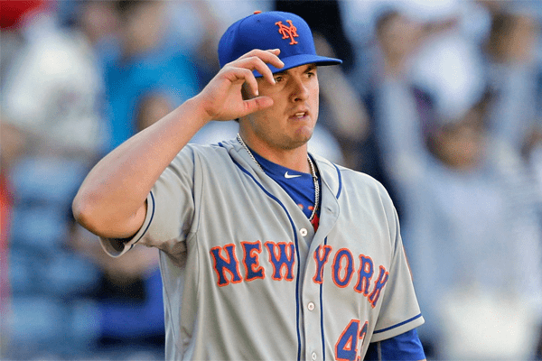 Addison Reed Net Worth, Bio, Stats, Wife and Salary