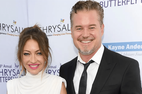 Eric Dane is out and about! First public appearance since disclosure of Depression!