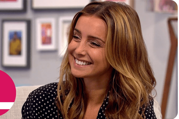 Louise Redknapp is back on Strictly Come Dancing stage after a decade