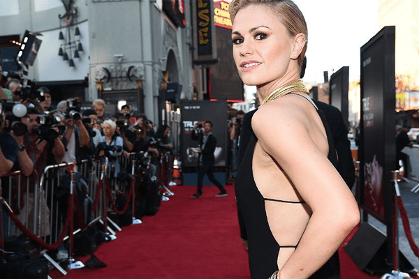 Anna Paquin's sex scene being viewed by a BBC employee goes live