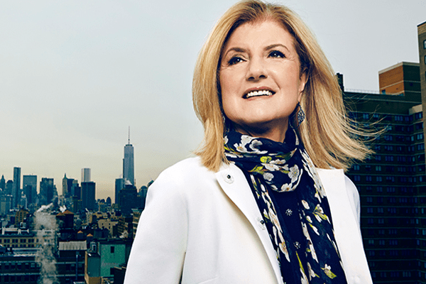 Arianna Huffington Net Worth, Biography, Age, Career, Thrive