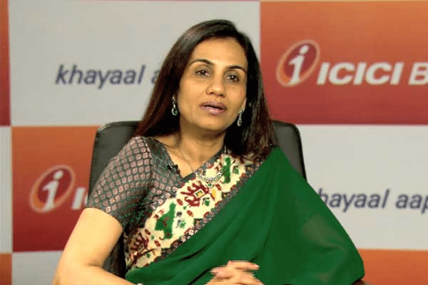 Chanda Kochhar Net Worth, Early Life, Education, CEO/MD, International Membership, Honors and Personal Life