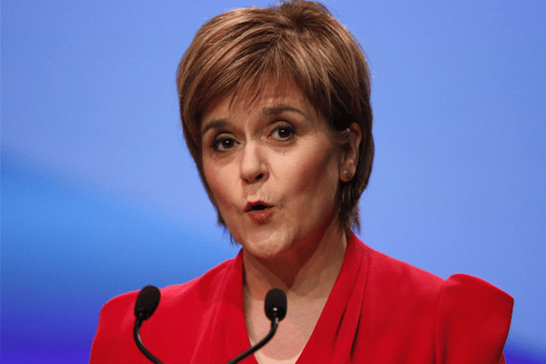Nicola Sturgeon Salary, Early Life, Education, Early Politics, First Minister, International Relations, Awards and Personal Life