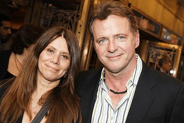 Aidan Quinn talks passionately about his lovely family, wife and daughter
