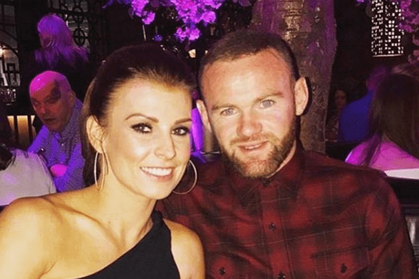 Wayne Rooney took pregnant Coleen for the first time in NANDO's dinner