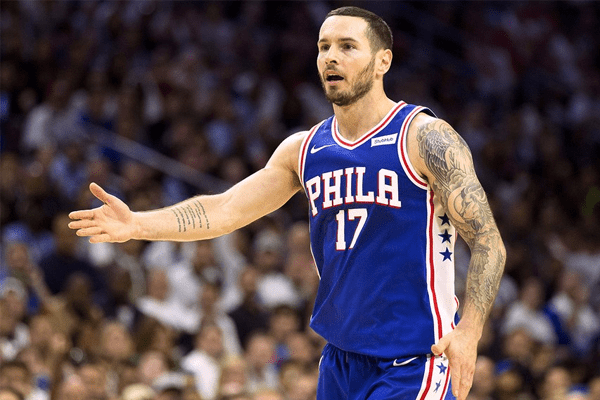 J.J. Redick Stats, Biography, Affair, Salary, Wife, Instagram