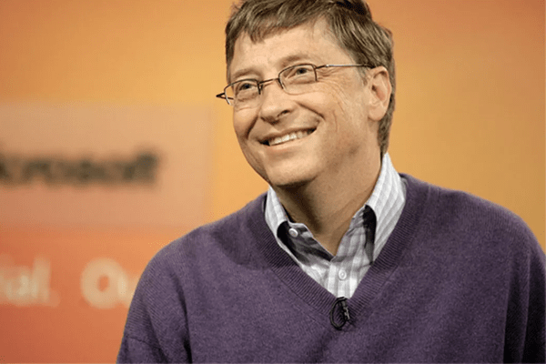 Bill Gates's Net worth, Entrepreneur