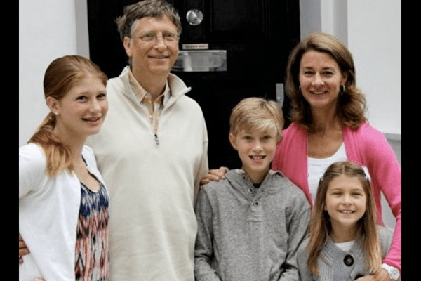 Bill Gates' Family Moving to Chicago as Rory John Gates Enrolled in University of Chicago