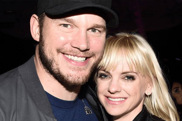 Chris Pratt and Anna Farris filed a divorce