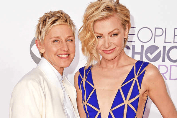 California Wildfire! Ellen DeGeneres and Portia de Rossi Evacuate Pets From Home