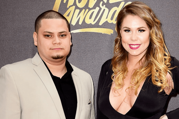 Kailyn Lowry and her ex Jo Rivera