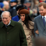 Merry Royal Christmas! Meghan Markle attends Christmas Day Service with Prince Harry, Kate Middleton, and Prince William