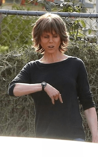 Nicole Kidman new look