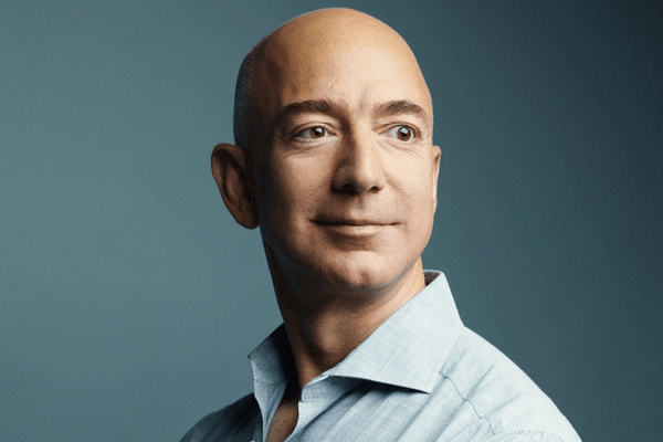 Jeff Bezos Biography: Amazon Founder and CEO