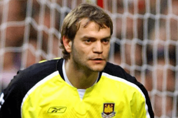 Roy Carroll Goalkeeper biography
