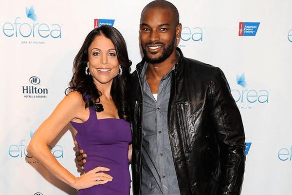Berniece Julien: Tyson Beckford's wife