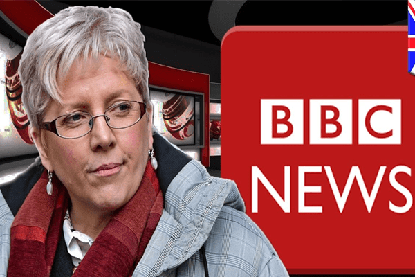 Carrie Gracie leaves BBC. Where will she join now?