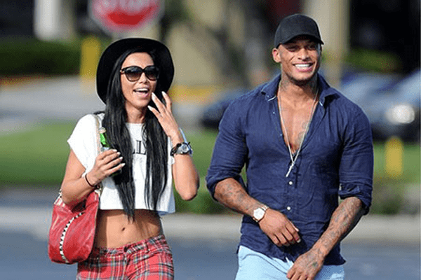 Metisha with David McIntosh