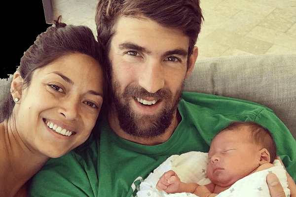 Meet Beckett Richard Phelps; Michael Phelps and Wife Nicole's Second Baby