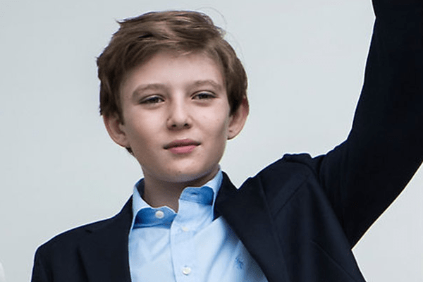 10 Facts on President Trump's Youngest Son Barron Trump