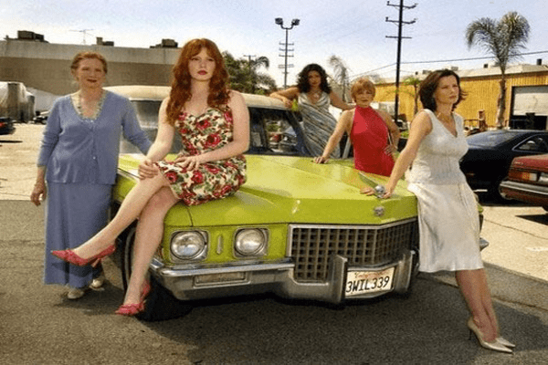 Frances Conroy's net worth includes her car