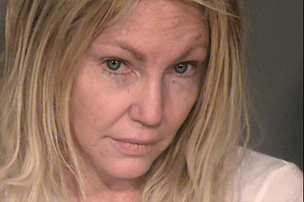 Heather Locklear was arrested on Sunday night (Feb 25) in Thousand Oaks, California.