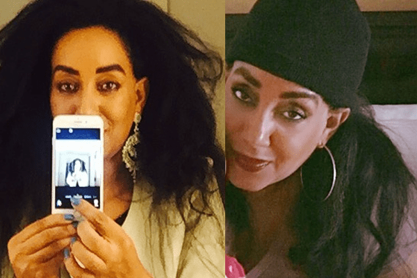 Meleasa Houghton – Israel Houghton's ex-wife