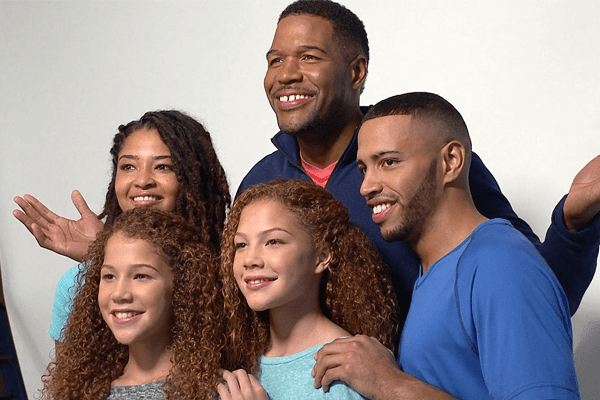 Michael Strahan's Family