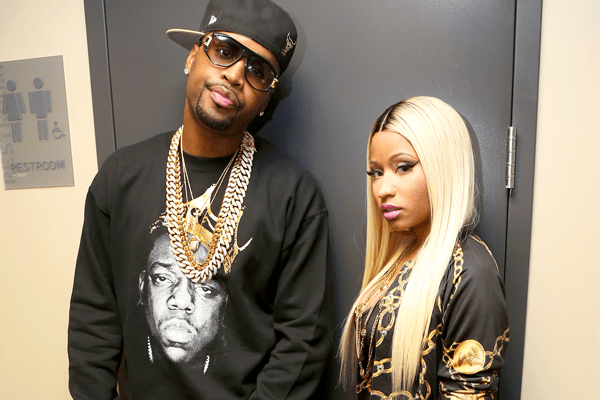 Nicki Minaj and Safaree Samuels relationship
