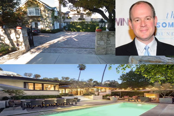 Rich Eisen Net Worth 2018 | Sold Hills Home and Bought new in Crest Streets