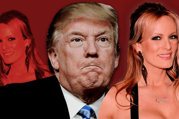 Stormy Daniels and Donald Trump's Affair