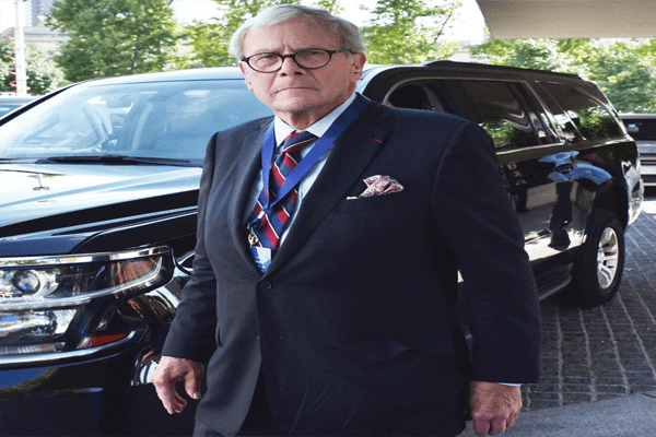 Tom Brokaw Net Worth includes his car