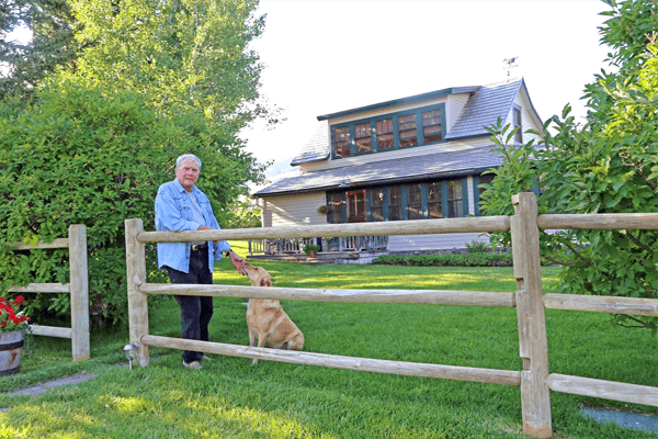 Tom Brokaw Net Worth includes his house