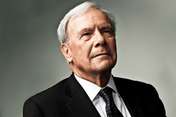 Tom Brokaw Net Worth, Blood Cancer, Health and Wife Meredith and Family