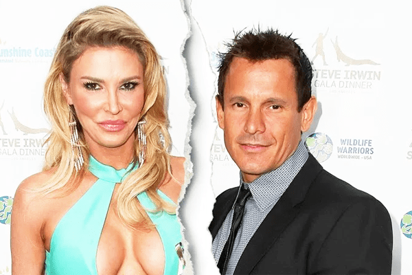 Brandi Glanville Single after Divorcing Ex-Husband Eddie Cibrian. Donald Friese Splits