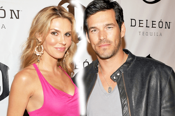 Brandi Glanville's ex-husband