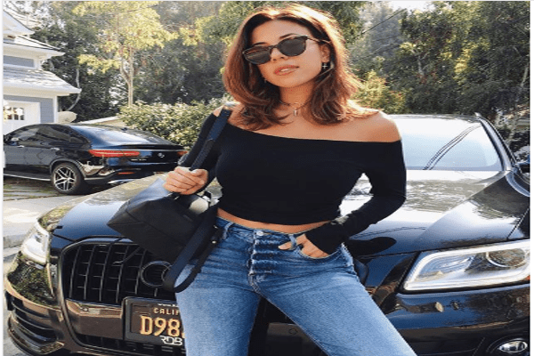 Devin Brugman net worth include her car.