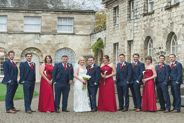 Alex Brooker Wedding