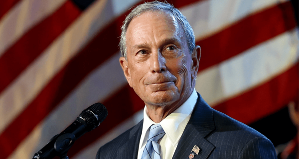 Mike Bloomberg to write $4.5 million for Paris Climate Pact