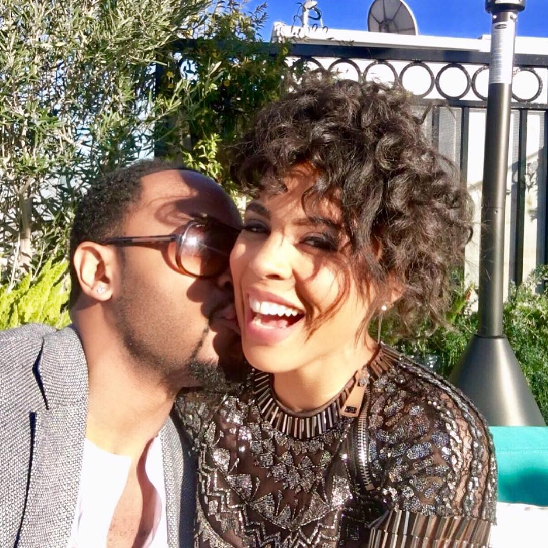 Patrick Oyeku's Girlfriend Amirah Vann