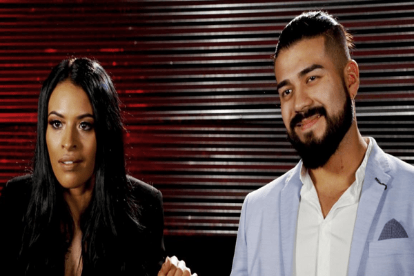 "Is  Andrade ""Cien"" Almas' Girlfriend Zelina Vega? Are they Dating?"