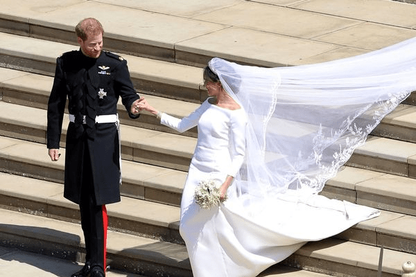 Prince Harry and Meghan Markle's Star-Studded Royal Wedding. Who were Invited?