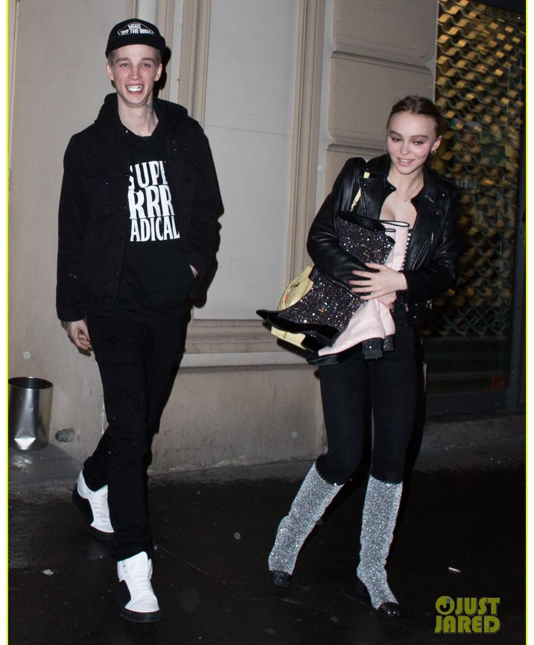 Lily Rose Depp break up boyfriend Ash Stymesh