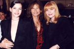 Liv Tyler's Relationship with her Parents | Mother Bebe Buell and Father Steven Tyler