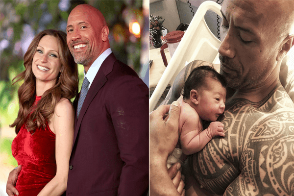 "Tiana Gia Johnson is the Third Daughter of Hollywood Hunk Dwayne ""The Rock"" Johnson"